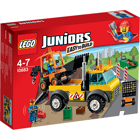 LEGO Juniors 10683 Road Work Truck