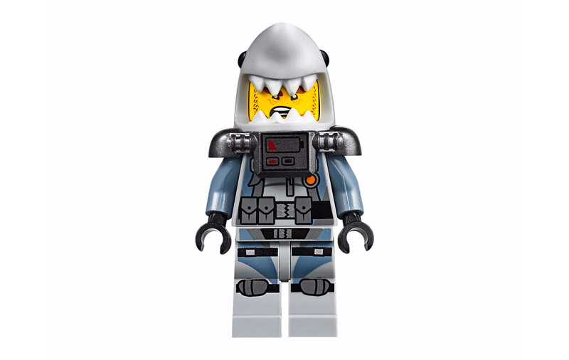 LEGO® 10739 Juniors Shark Attack