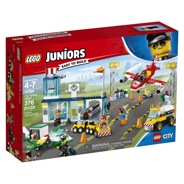 Juniors 10764 City Central Airport
