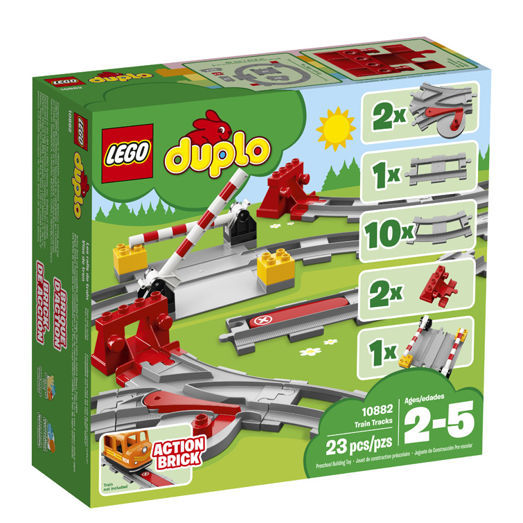 LEGO® DUPLO® 10882 Train Tracks