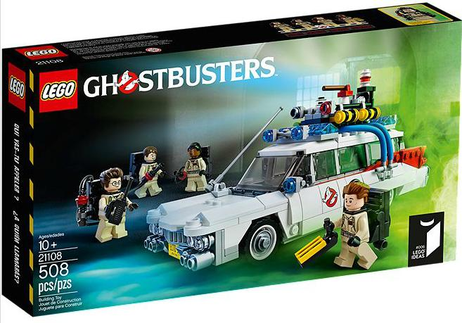 LEGO IDEAS 21108 Ghostbusters Ecto 1