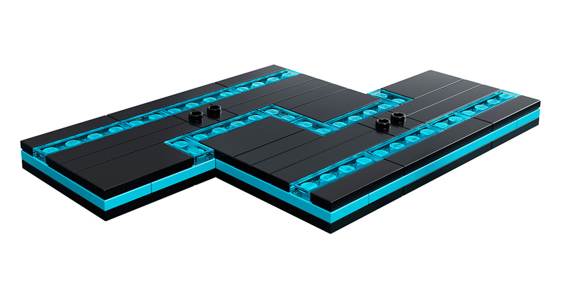 IDEAS 21314 TRON Legacy