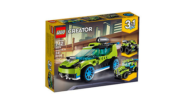 CREATOR 31074 Rocket Rally Car