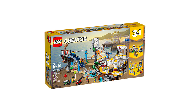 CREATOR 31084 Pirate Roller Coaster