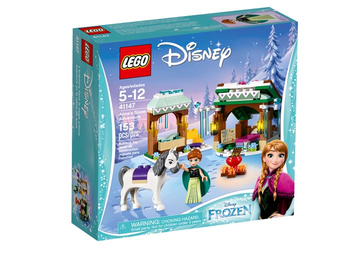 LEGO 41147 Disney Princess Annas Snow Adventure