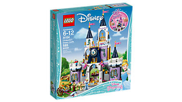 Disney 41154 Cinderellas Dream Castle
