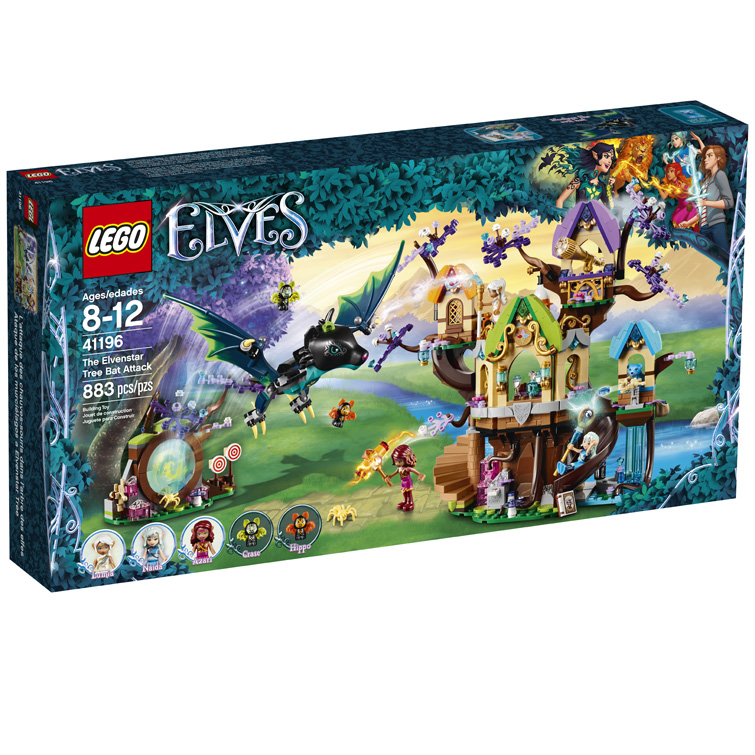 Elves 41196 The Elvenstar Tree Bat Attack