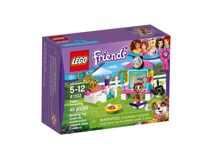LEGO Friends 41302 Puppy Pampering