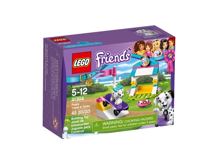 LEGO Friends 41304 Puppy Treats and Tricks