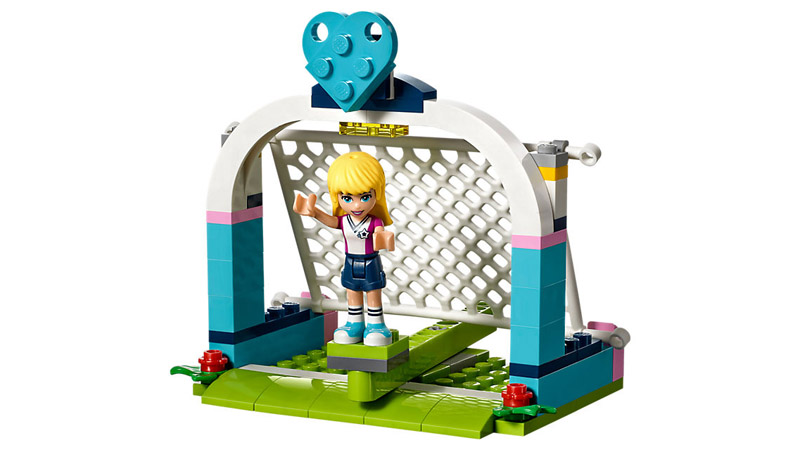 LEGO 41330 Friends Stephanies Soccer Practice