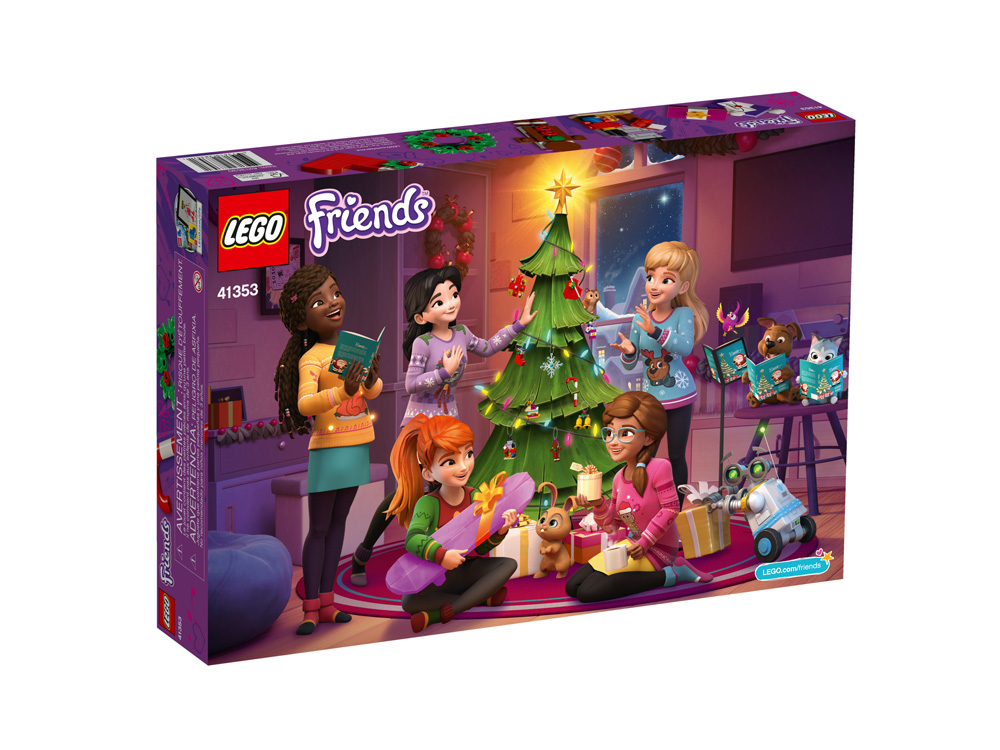 Friends 41353 Advent Calendar
