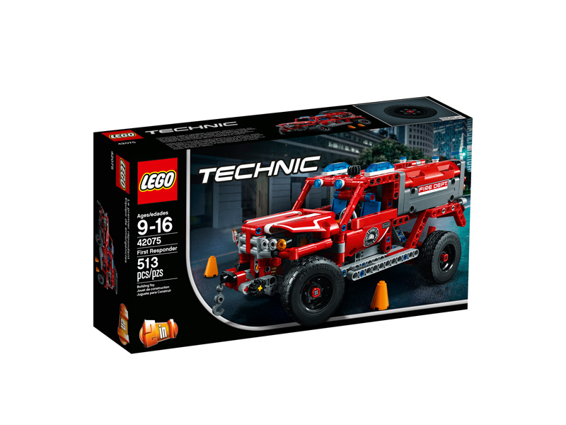 Technic 42075 First Responder