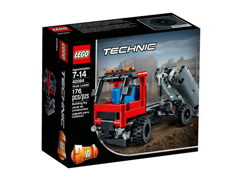 Technic 42084 Hook Loader