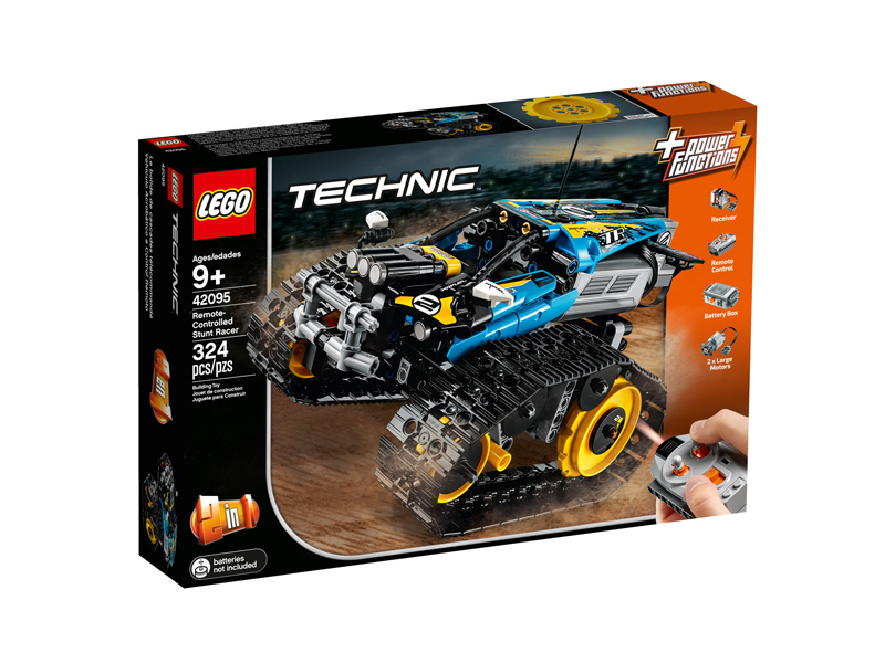 Technic 42095 Remote Controlled Stunt Racer