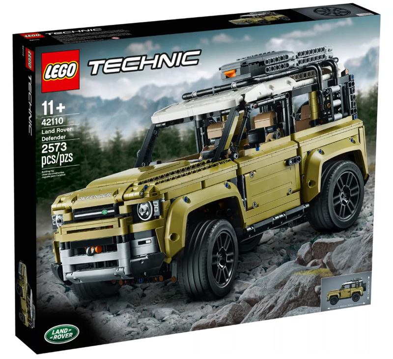 Technic 42110 Land Rover Defender
