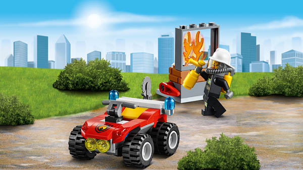 LEGO CITY 60105 Fire ATV