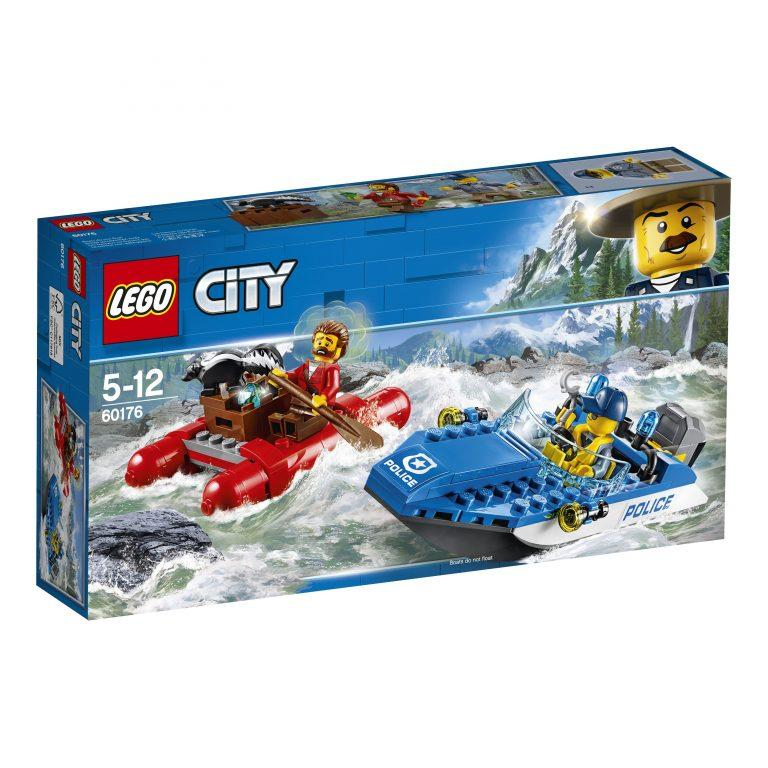 LEGO® 60176 Wild River Escape