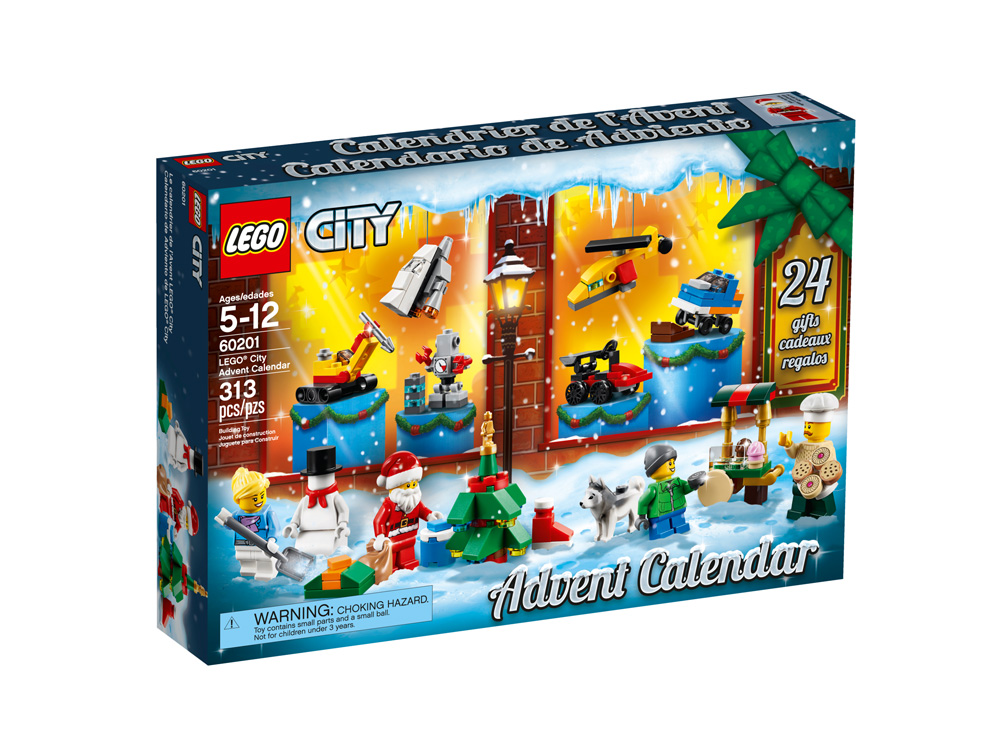 CITY 60201 Advent Calendar