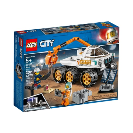LEGO® CITY 60225 Rover Testing Drive