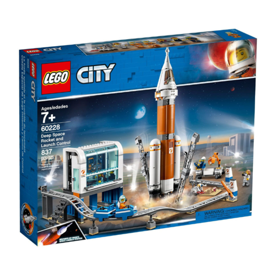 LEGO® CITY 60228 Deep Space Rocket and Launch Control