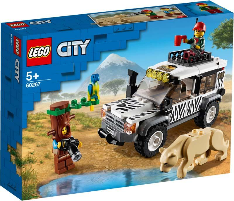 LEGO® CITY 60267 Safari Off-Roader