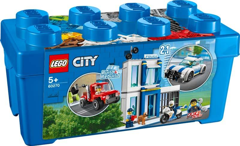 LEGO® CITY 60270 Police Brick Box