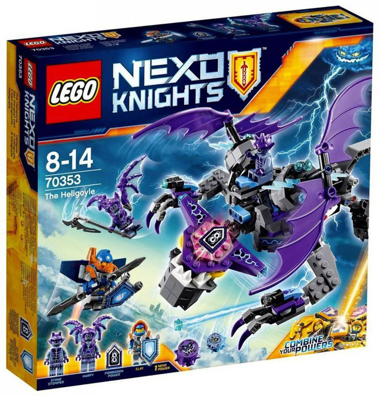 LEGO® 70353 Nexo Knights The Heligoyle