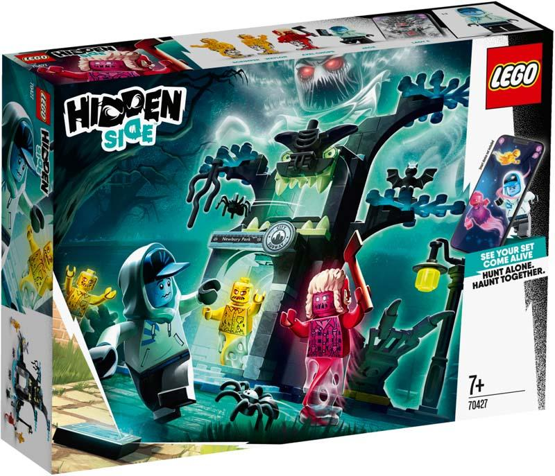 LEGO® Hidden Side 70427 Welcome to the Hidden Side