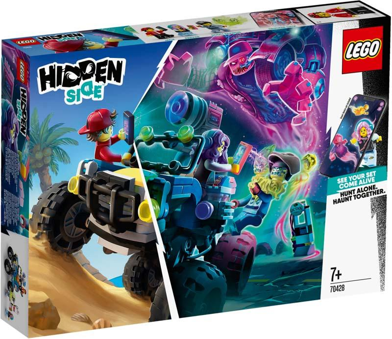 LEGO® Hidden Side 70428 Jack's Beach Buggy