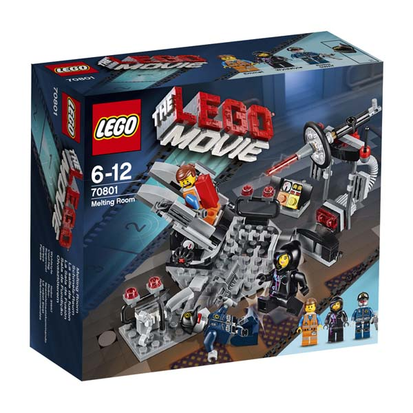 The LEGO Movie 70801 Melting Room