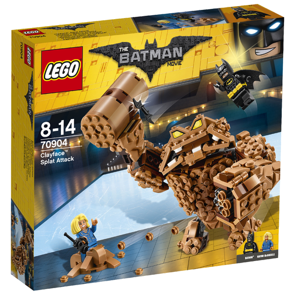 Clayface Splat Attack 70904