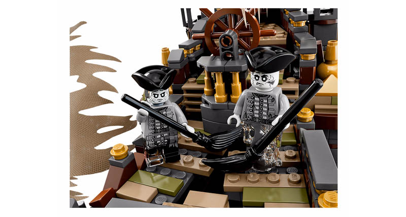 LEGO 71042 Pirates of the Caribbean Silent Mary