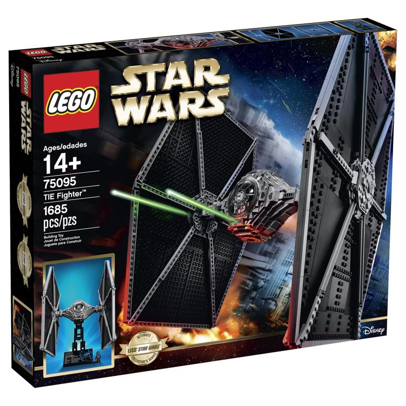 Star Wars TIE Fighter 75095