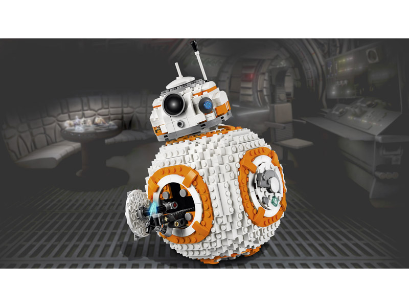 LEGO 75187 Star Wars BB 8