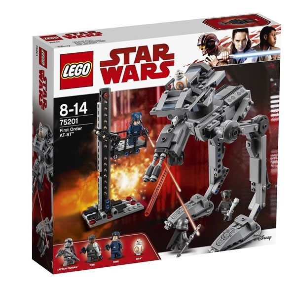 Star Wars™ 75201 First Order AT-ST