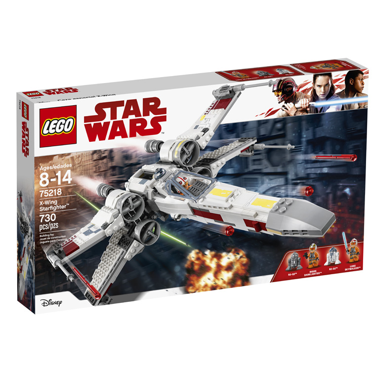 Star Wars 75218 X Wing Starfighter