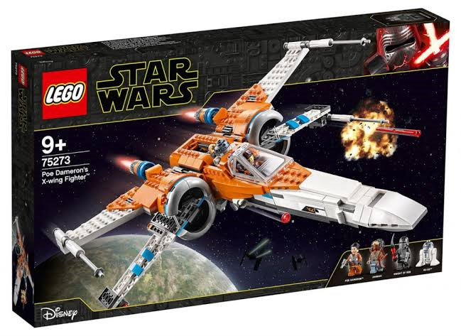 Star Wars™ 75273 Poe Damerons X-wing Fighter