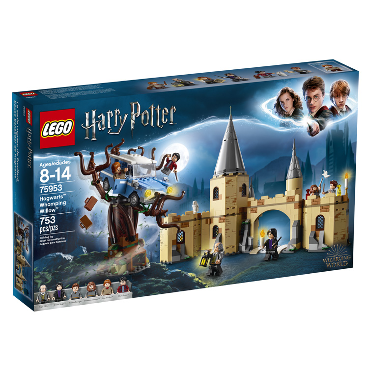 Harry Potter 75953 Hogwarts Whomping Willow