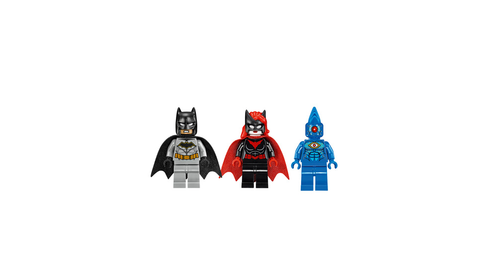 Super Heroes 76111 Batman Brother Eye Takedown