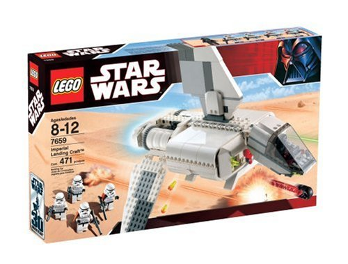 LEGO STAR WARS 7659 Imperial Landing Craft
