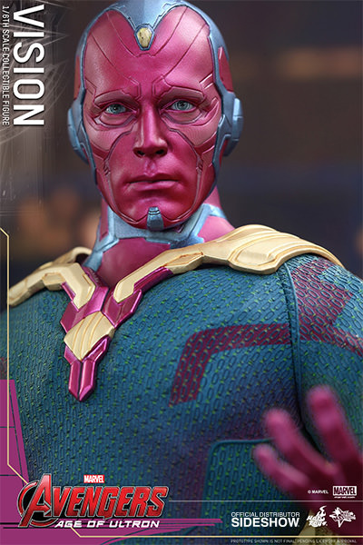 Avengers Age of Ultron Vision Sixth Scale Figure by Hot Toys