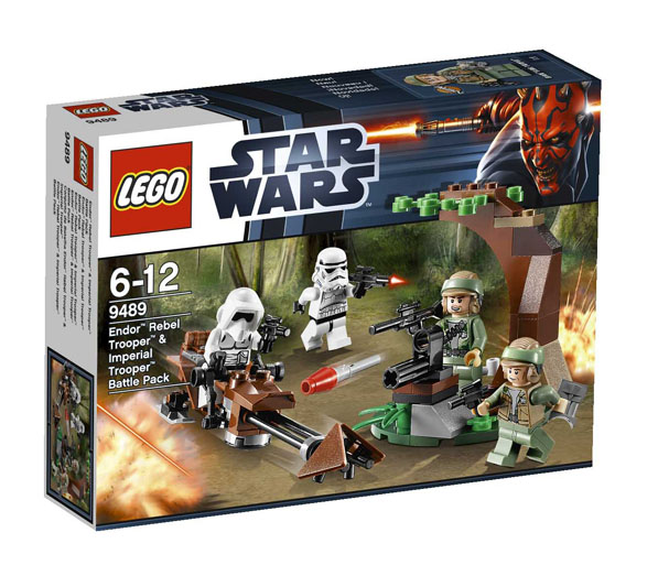 LEGO Star Wars Endor Battle Pack 9489