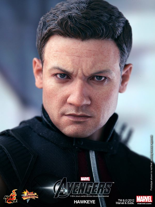 Hawkeye - The Avengers Hot Toys