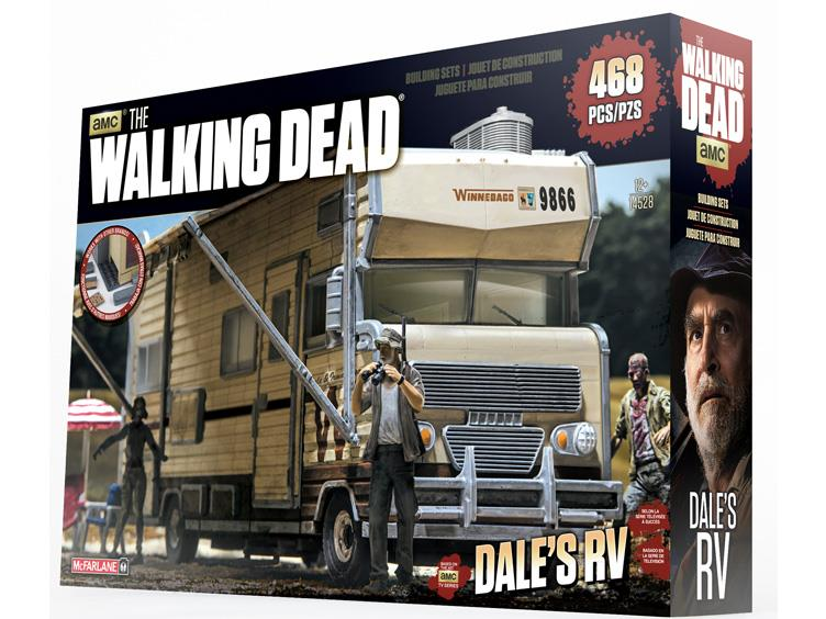 The Walking Dead Construction Set Dales RV