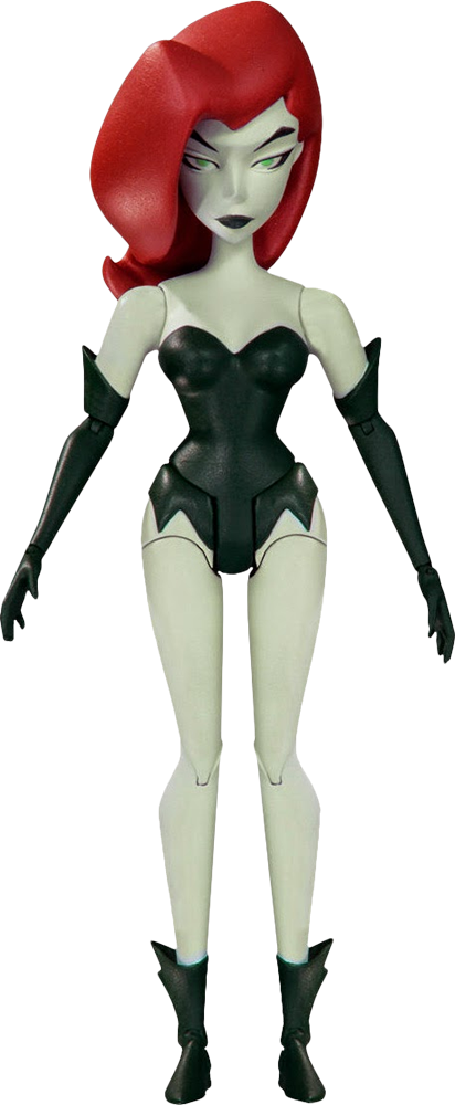 Batman Animated Series Poison Ivy Action Figure