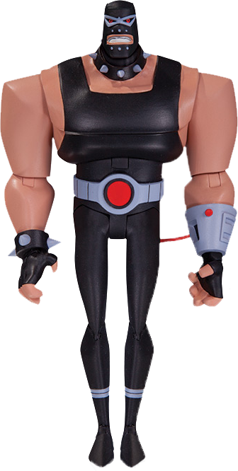 Batman Animated Series Bane Action Figure