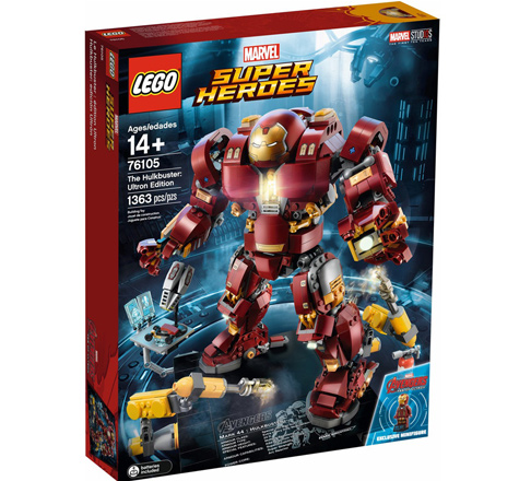 Exclusive Set!Hulkbuster shop now!