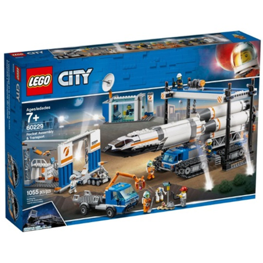 Exclusive Set!ROCKET ASSEMBLY & TRANSPORT shop now!