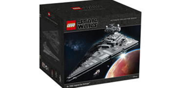 Sale All New! shop now! Star Destroyer