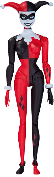 Batman Animated Series Harley Quinn Action Figure